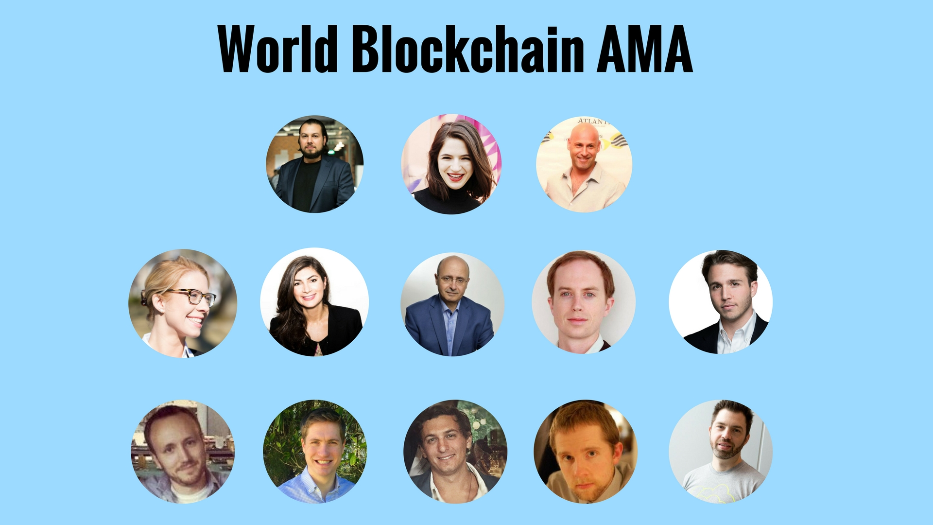 World Blockchain AMA