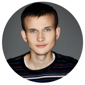 Vitalik Buterin, inventor of Ethereum