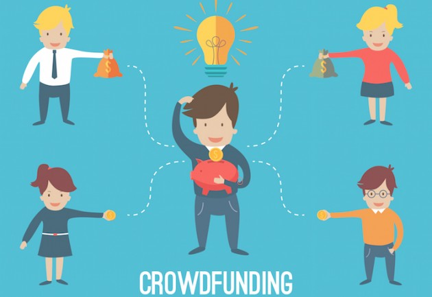 Blockchain Crowdfunding Meets Kickstarter: Is This The Future?