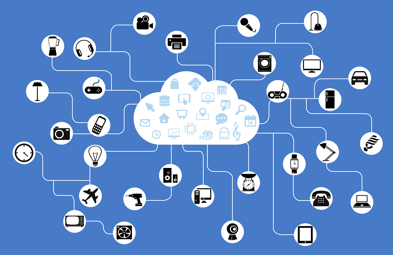 Blockchain And IoT: A Perfect Match?