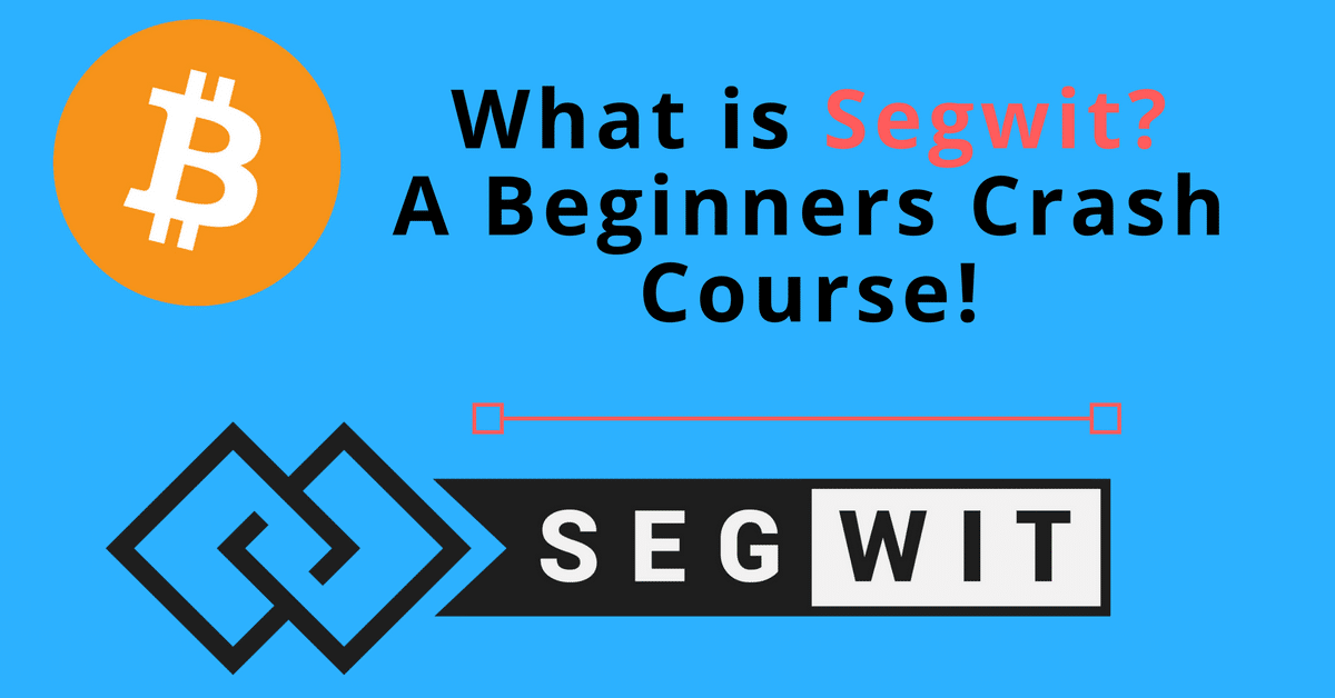 So what is Segwit?