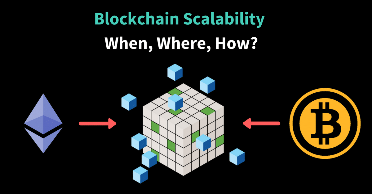 Blockchain Scalability