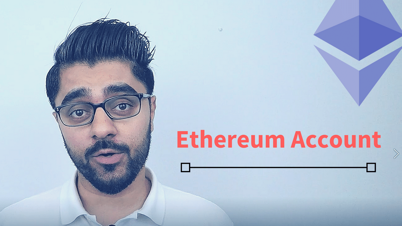 How To Create An Ethereum Account.