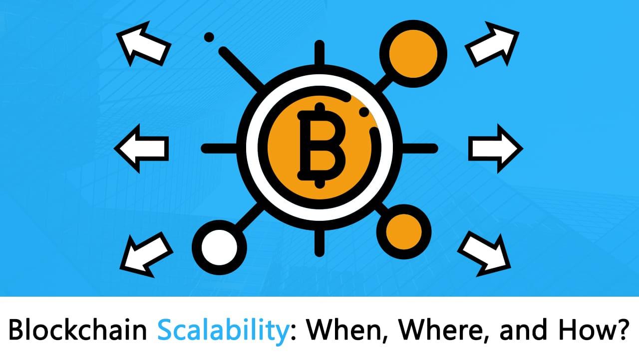 blockchain scalability