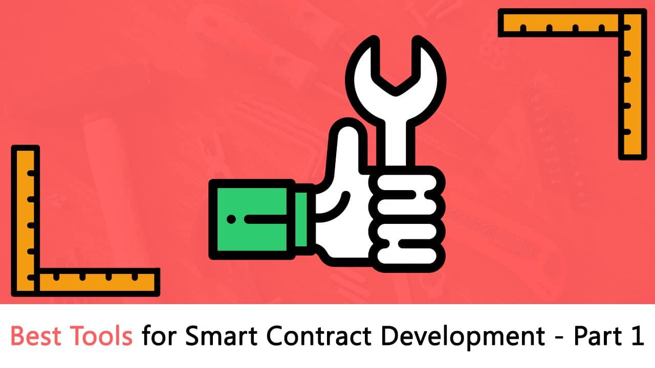 smart contract development tools