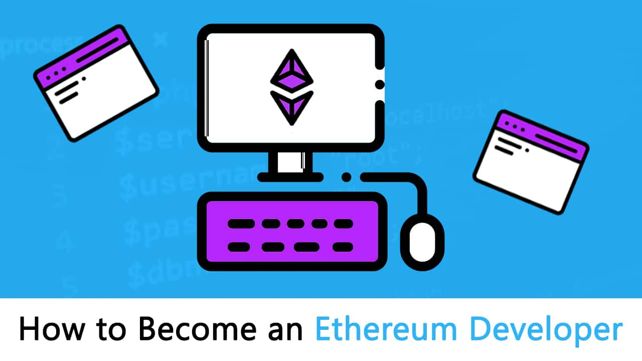 how to become an ethereum dev