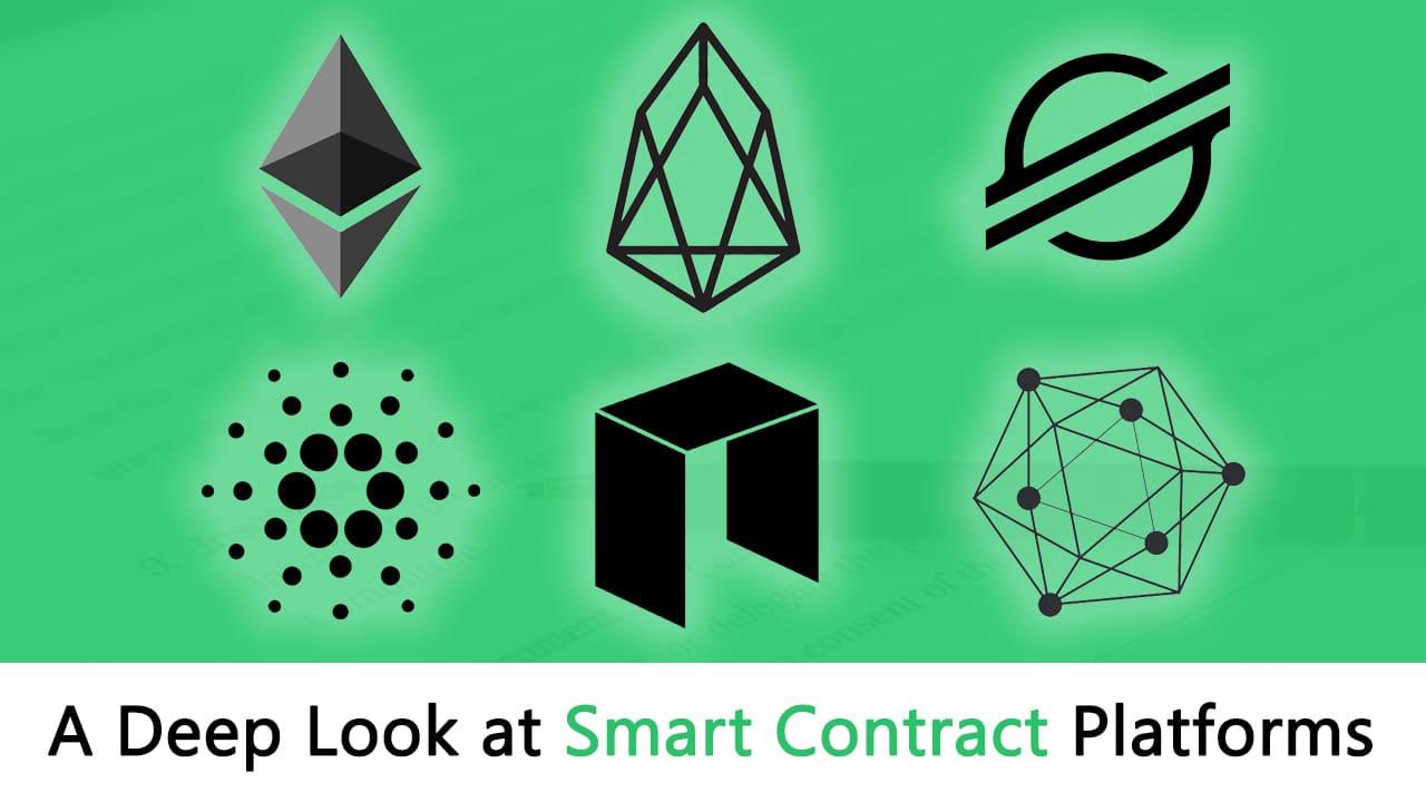 smart contract platforms