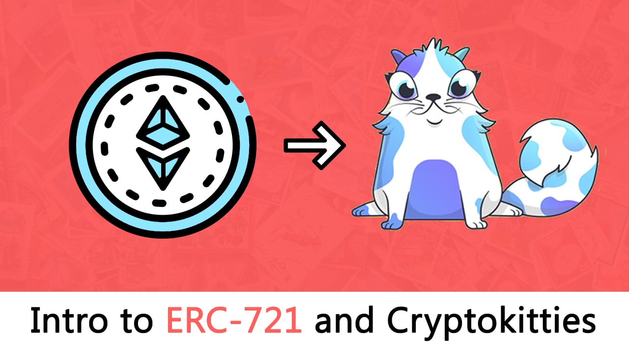 erc 721 and cryptokitties