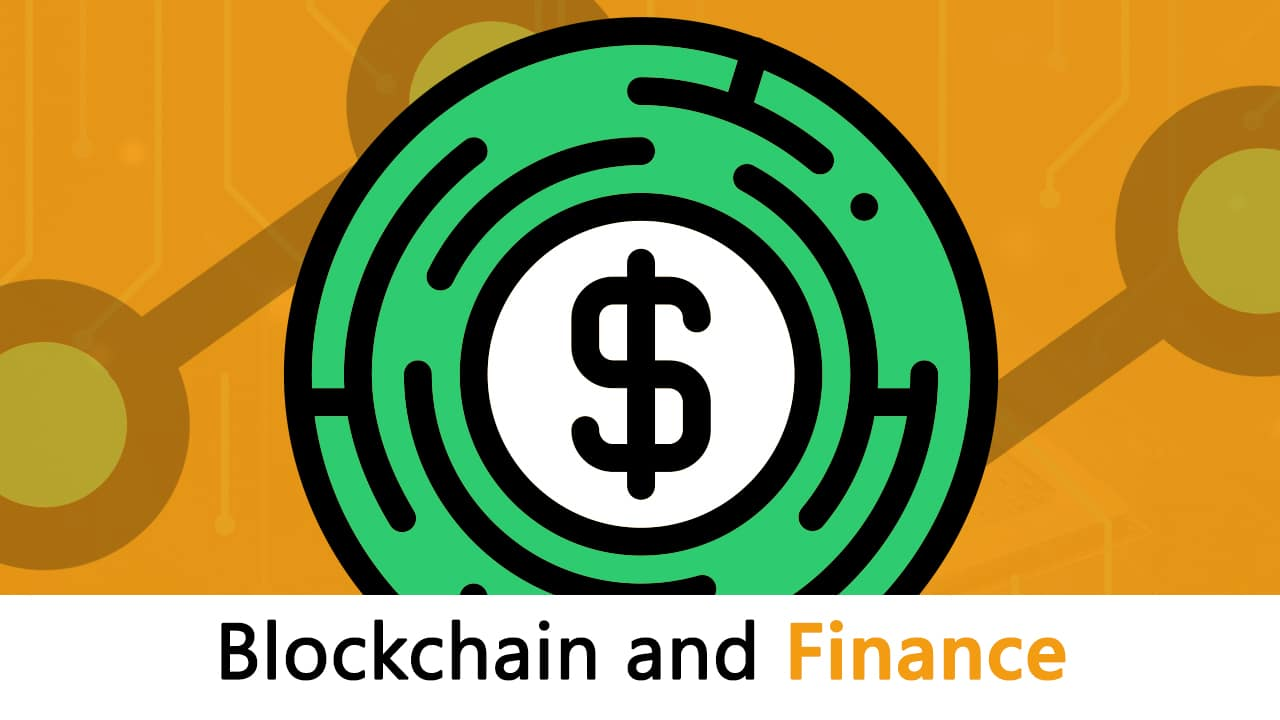 blockchain and finance