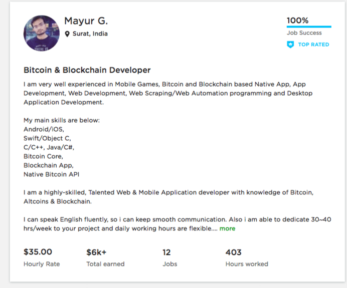 Blockchain Developer Salary How Much Does One Really Make