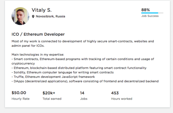 Blockchain Developer Salary, How Much Does One Really Make?