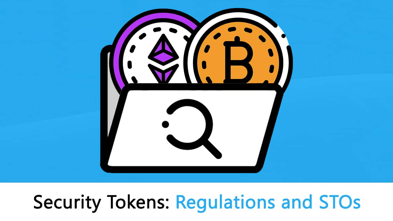 Security Tokens? Offerings and Regulations