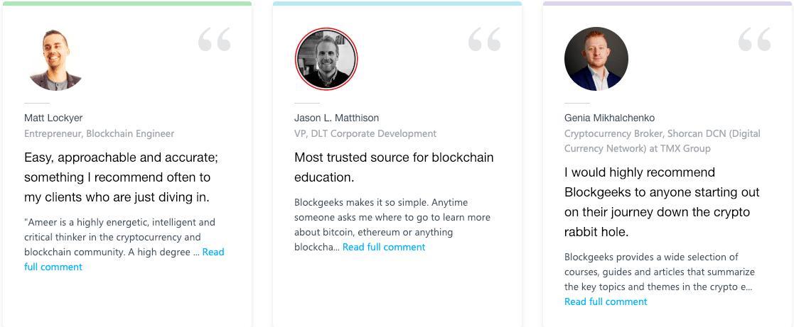 The True Importance of Blockchain Education