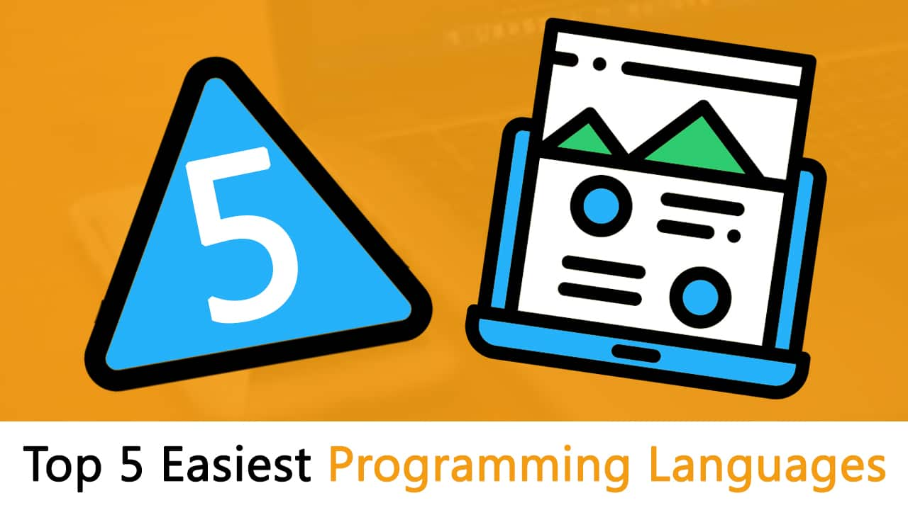 The 5 Easiest Programming Languages