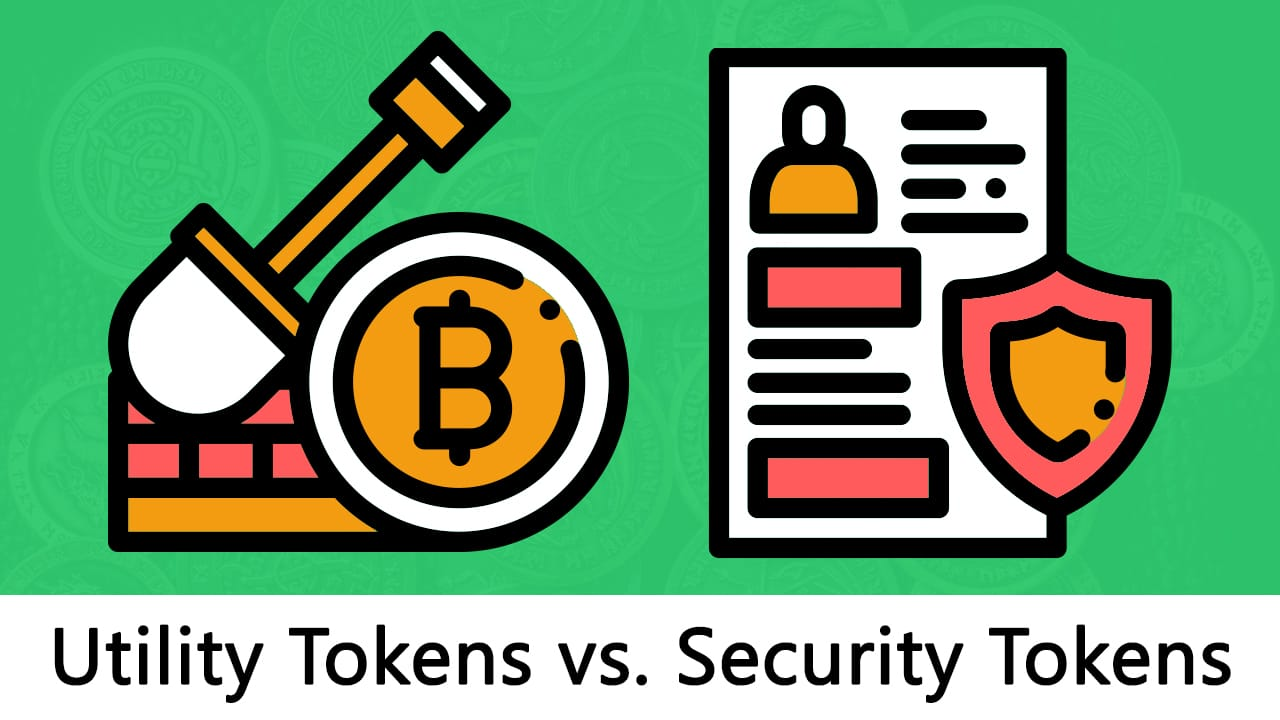 Utility Tokens vs Security Tokens: Learn The Difference – Ultimate Guide