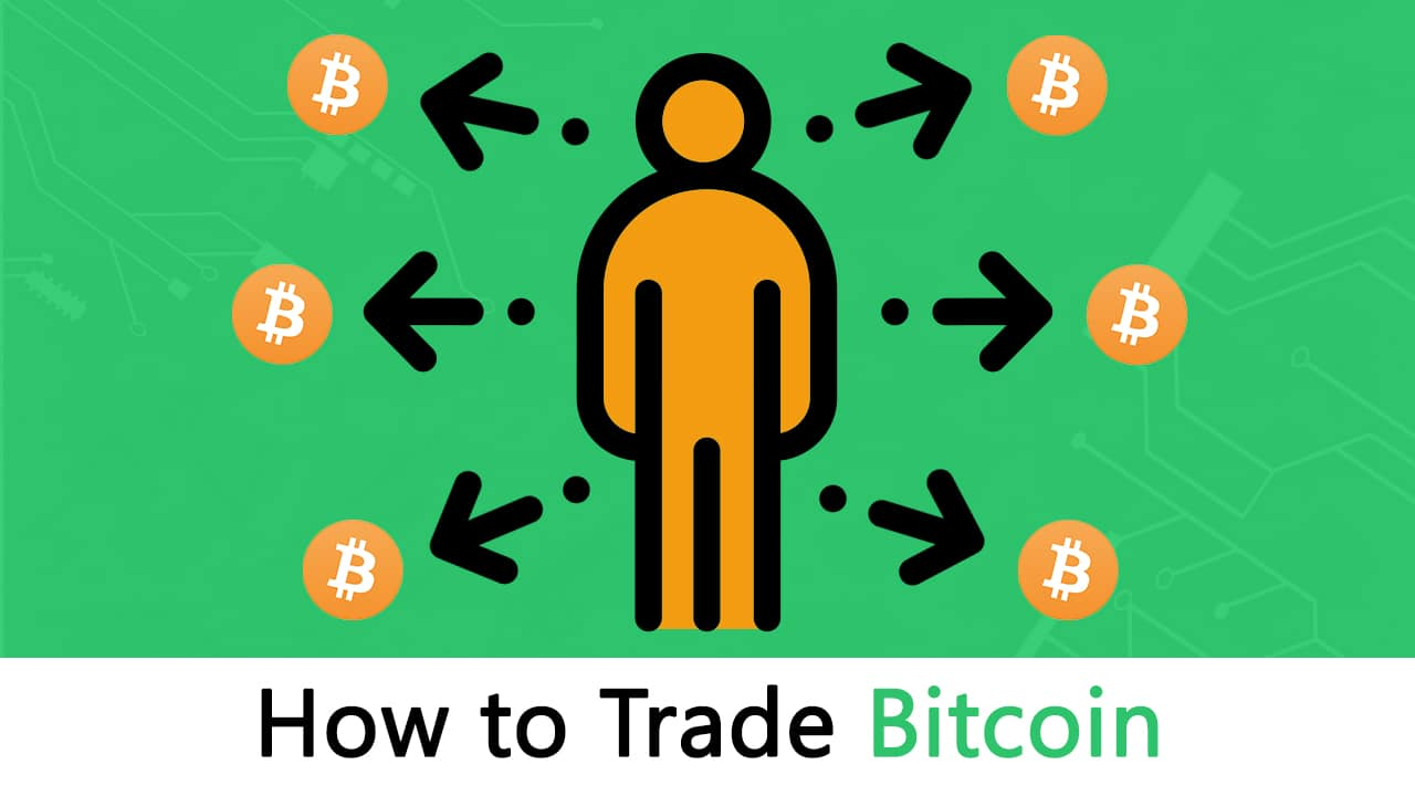 I want to start trading bitcoin