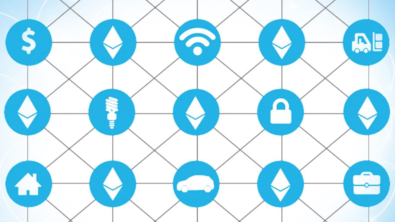 Blockchain Infographics