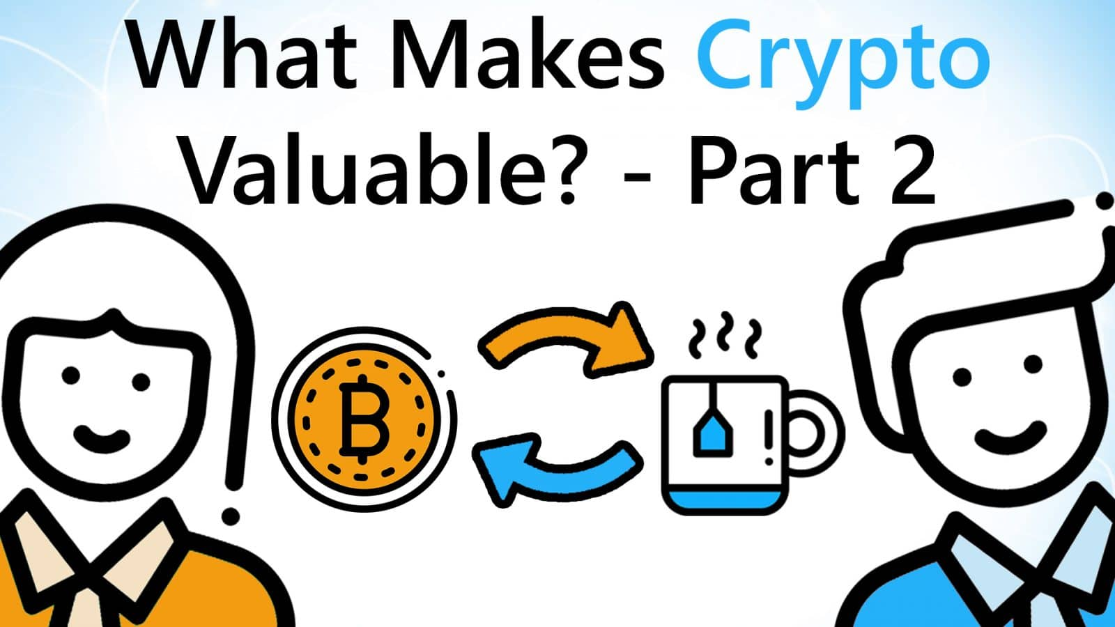 What Gives Cryptocurrency Value?