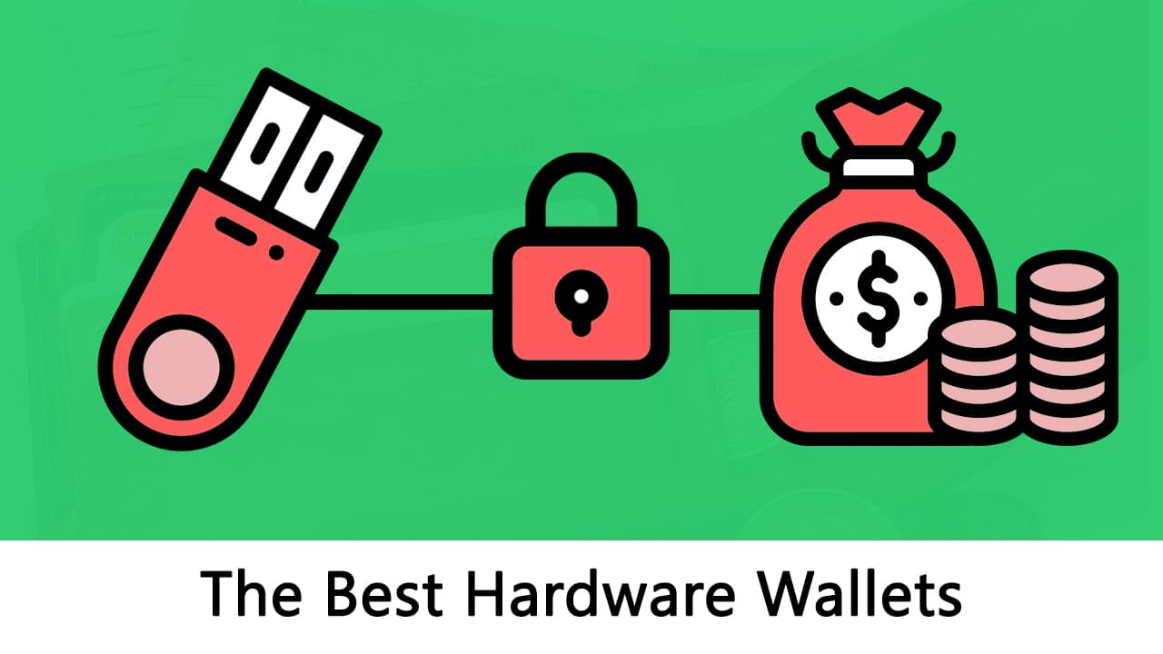 Best Hardware Wallets: Trezor Pin