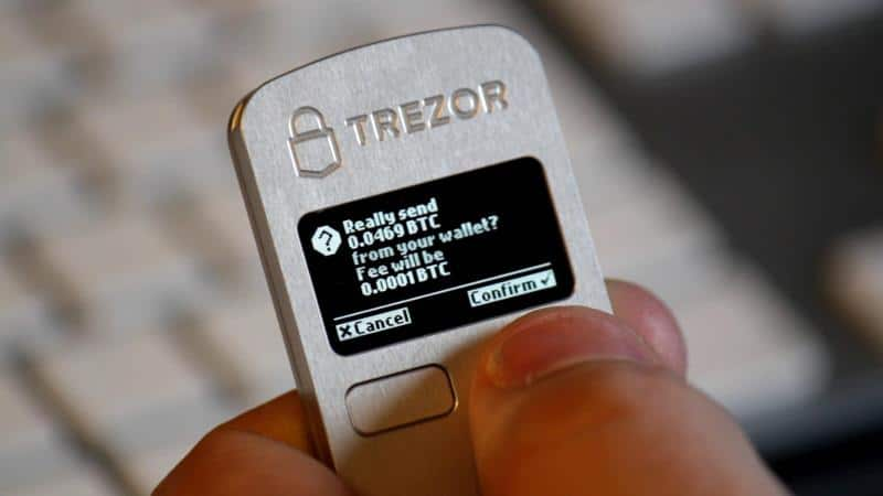Best Hardware Wallets: Trezor Setup