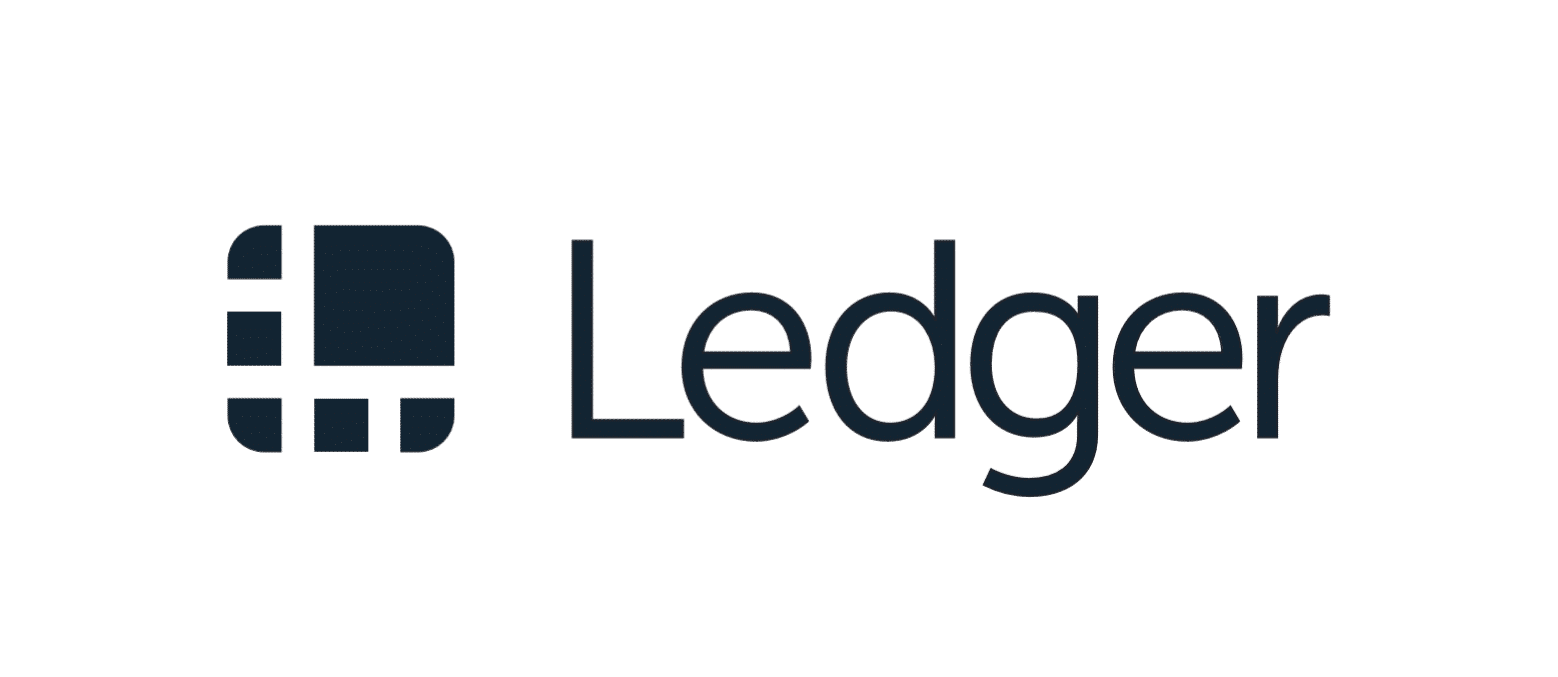 Best Hardware Wallets: Ledger Logo