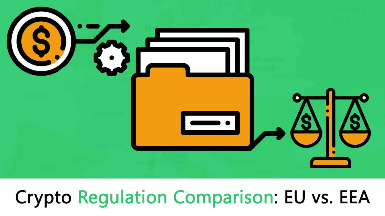 Regulation of Cryptoassets: EU vs EEA Countries