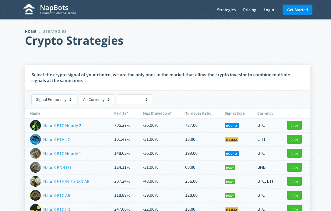 Napbots Crypto Trading Bot: Launch & Installation
