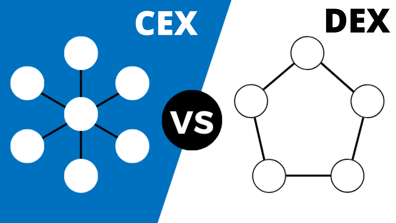 Decentralized vs Centralized Exchanges: A Quick Overview