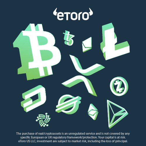 eToro: where the world trades crypto