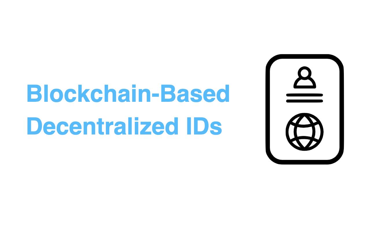 Decentralized ID